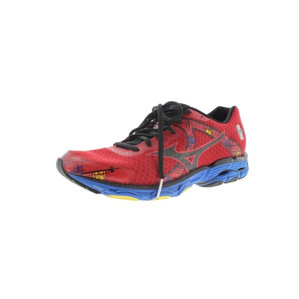 Mizuno Mens Wave Inspire 10 Running Shoes Trainer Fitness - 7 medium (d)