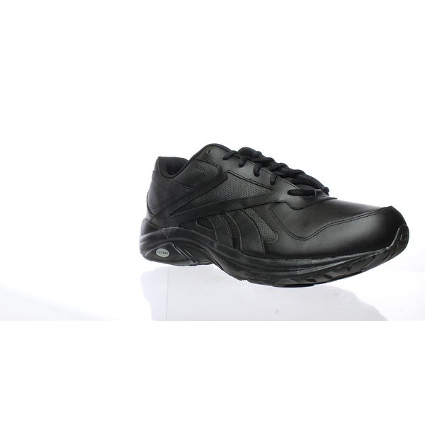 91090545 Shop Reebok Mens Walk Ultra V Dmx Max Black Walking Shoes Size 11.5 ...