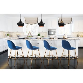 Link to Siena Counter Chair (Set of 2) Dark Blue Similar Items in Dining Room & Bar Furniture