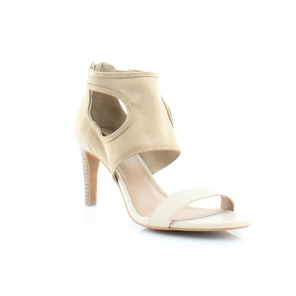 Tahari National Women's Heels Cream/Fawn - 6.5