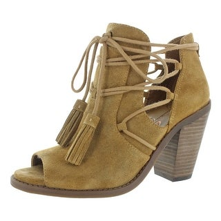 Jessica Simpson Ceri Women's Open-Toe Ankle Booties