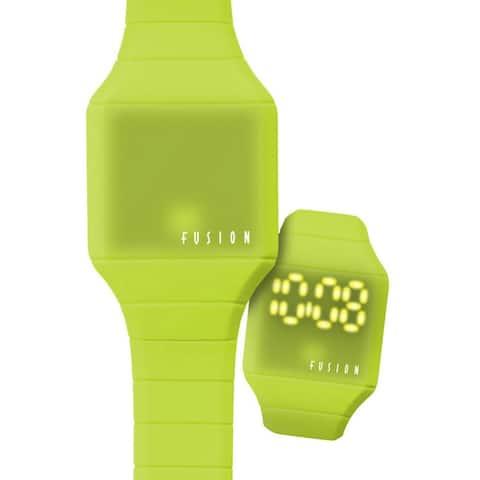 Dakota NEON HIGHLIGHTER Fusion Mini Hidden LED Touch Screen Watch