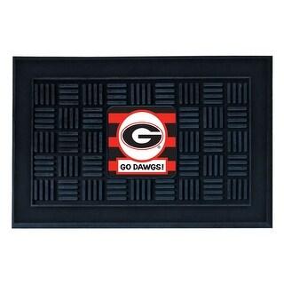 University of Georgia Southern Style Vinyl Door Mat
