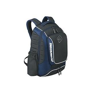 Demarini Unisex Momentum Backpack, Navy, OS