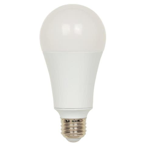 Westinghouse 5159000 Single 25 Watt White A21 Medium (E26) LED Bulb - Soft White