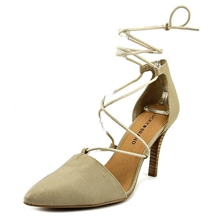 Lucky Brand Sabreena Women  Pointed Toe Leather  Heels