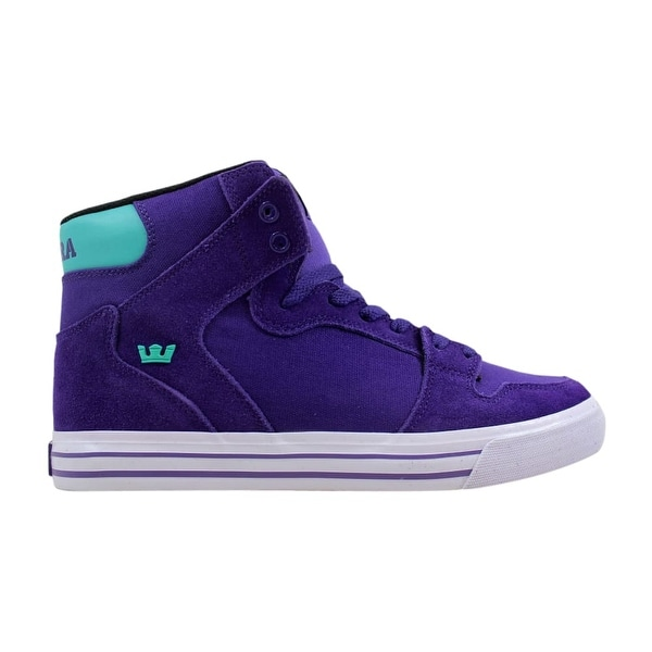 de0408958e Shop Supra Vaider Purple/Teal-White S28181 Men's - Free Shipping On ...