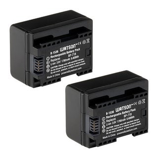Battery for Canon BP718 (2-Pack) Replacement Battery