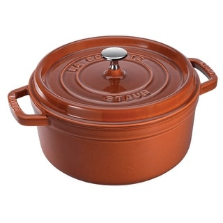 Staub Cast Iron 4-qt Round Cocotte - Visual Imperfections