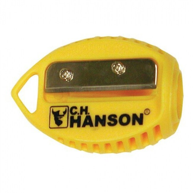 CH Hanson 00202 VersaSharp Carpenters Pencil Sharpener