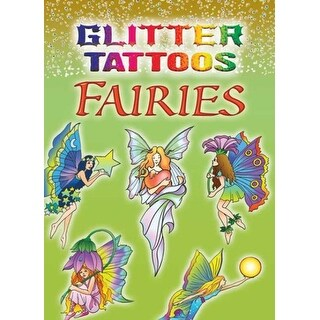 Glitter Tattoos Fairies - Jan Sovak