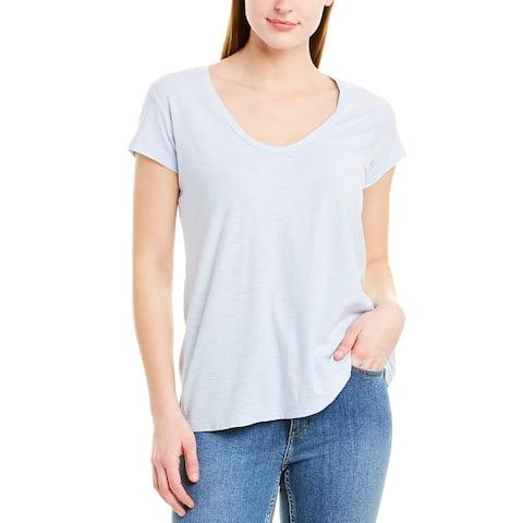 James Perse Deep V T-Shirt
