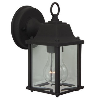 Craftmade Z192 Coach Lights 1 Light Outdoor Wall Sconce - 4.53 Inches Wide