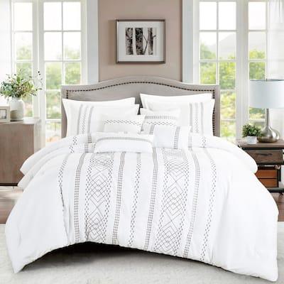 Jabmen Luxury 7 Piece Comforter