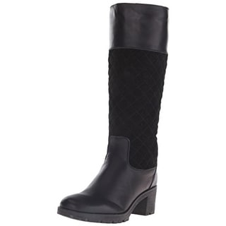 The Flexx Womens Make Long Riding Boots Leather Knee-High