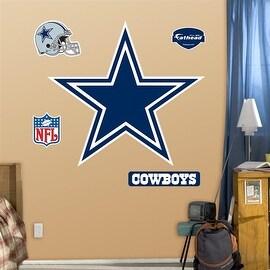 Dallas Cowboys Logo-Fathead
