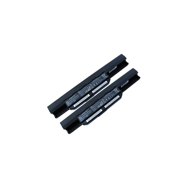 Battery for Asus A32-K53 (2-Pack) Laptop Battery