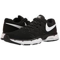 Nike Mens Nike Lunar Fingertrap Tr 4E, Black/White-Black, 9  Wide Us - 9 Wide US