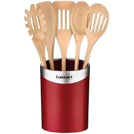 Cuisinart CTG-00-6RBWC Utensil Kitchen Tool Set, 6 Piece