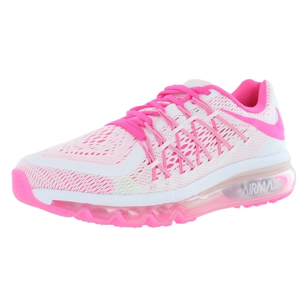 df2ca6215d8 Shop Nike Air Max 2015 (Gs) Running Kid s Shoes - Free Shipping ...