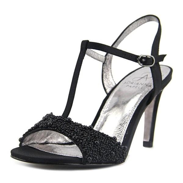 Adrianna Papell Gabi Black Sandals