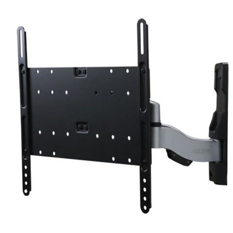 Dyconn Invisible XL IN442 Ultra Slim Low Profile Articulating LCD LED PLASMA Dual Arm Wall Mount