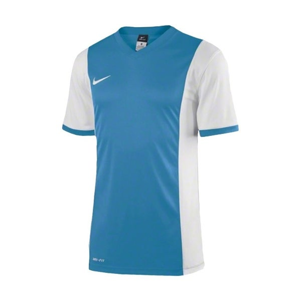 f8672dd29b8 Shop Nike Men's Team Park Derby Jersey T-Shirt Light Blue Size Small - Free  Shipping On Orders Over $45 - Overstock - 25685950