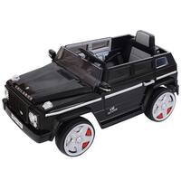 Costway 12V MP3 Kids Ride On Car Battery Power Wheels RC Remote Control w/ LED Lights