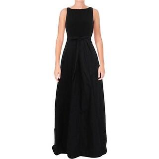 Lauren Ralph Lauren Womens Formal Dress A-Line Sleeveless