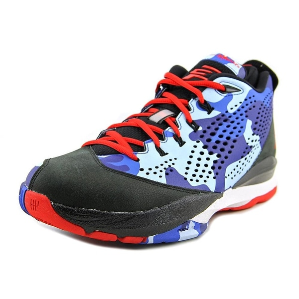 Jordan CP3.VII Men Round Toe Leather Sneakers