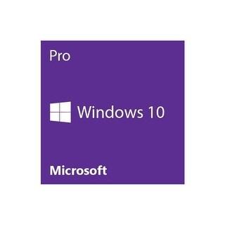 Microsoft Windows 10 Pro 64-bit - OEM - DVD - 1 License