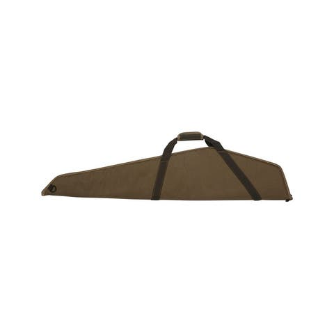 """Allen Rifle Case Lincoln Padded Endura Fabric 46"""" Camel Brown - Camel Brown"""