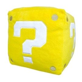 Nintendo Super Mario Coin Box Pillow