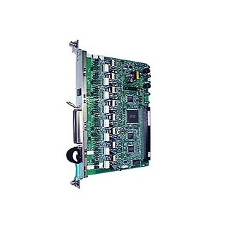 "Refurbished ""Panasonic KX-TDA0173 Hybrid IP 8-Port Single Line Card (SLC8)"""