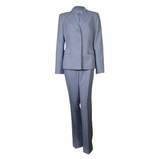 Evan Picone Women's City Chic Woven Pant Suit - 6
