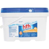 "Lonza Microbial 8Lb 3"" Chlorine Tablets 42018 Unit: EACH Contains 2 per case"