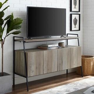 Carbon Loft Lahuri 52-inch Modern TV Stand Console
