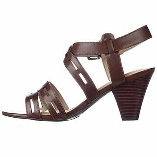 Easy Spirit Ranette Comfort Sandals - Brown