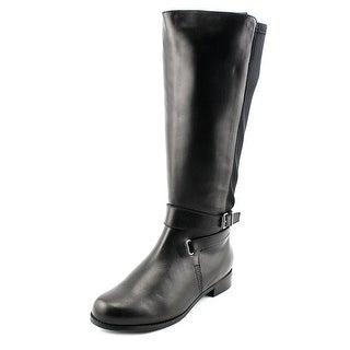 Rose Petals by Walking Cradles Tamara Women WW Round Toe Leather Mid Calf Boot