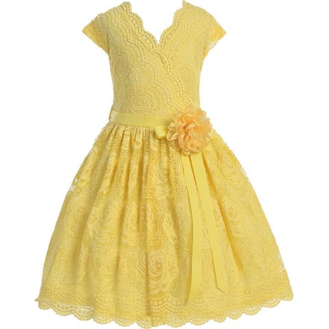 28d509dbe Buy Girls' Dresses Online at Overstock | Our Best Girls' Clothing Deals