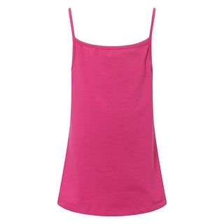 Richie House Girls' Basic Vest with Many Colors