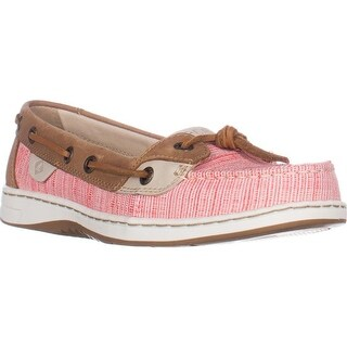 Sperry Top-Sider Dunefish Boat Shoes, Coral