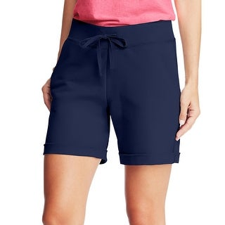 Hanes X-Temp Women's French Terry Pocket Short