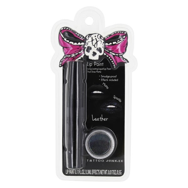 Tattoo Junkee - Lip Paint + Lip Effects Leather - 2 Count. Opens flyout.