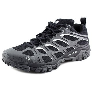 Merrell Moab Edge Men Round Toe Synthetic Hiking Shoe