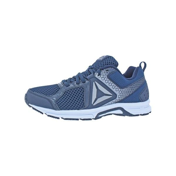 Shop Reebok Mens Runner 2.0 MT Running Shoes Memory Tech Stabilizing ... 4b0e7e76f