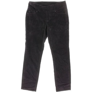Jag Jeans Womens Nora Corduroy High-Waist Skinny Pants