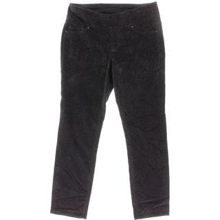 Jag Jeans Womens Nora Skinny Pants Corduroy High-Waist