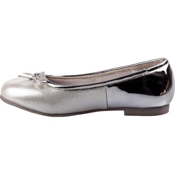 Nanette Lepore Girls Ballerina Flat