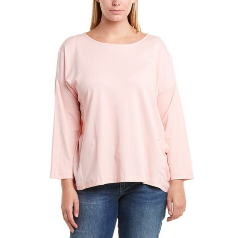 Joan Vass Plus Pullover
